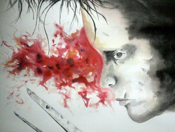Johnny Depp by ArtofCia